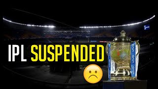 Indian Premier League Suspended Because Of COVID-19 | Interpreted In Sign Language