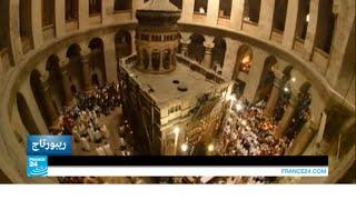 ...القدس: كيف تبدو الصخرة التي يؤمن المسلمون بأن النبي م