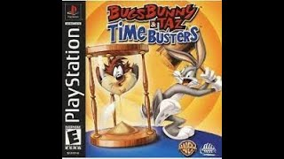 My longplay  bugs bunny and taz time busters transilvanian era and ending