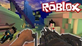 ROBLOX - France Les Forces Fantômes ! Champ de bataille à Roblox!