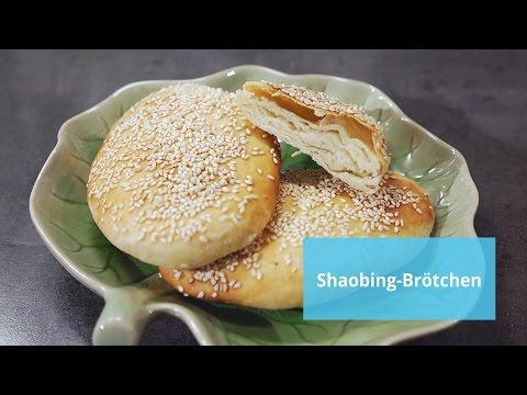 Chinesen essen Brot? - Rezept: Shaobing-Brötchen (veggie) 燒餅
