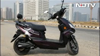 Raftaar: Test Drive Of Okinawa Praise E-Scooter, Datsun redi-Go AMT