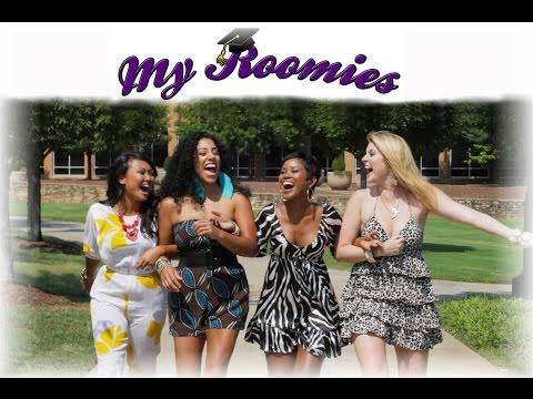 MY ROOMIES  by  Jasmine Burke