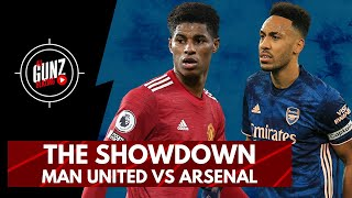 The Showdown Man United vs Arsenal | All Gunz Blazing Podcast Ft. Flex (United Stand)