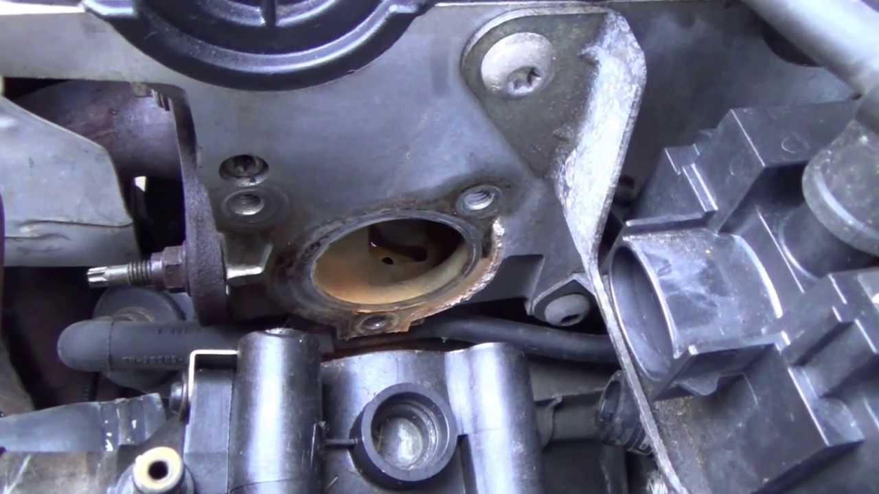 small resolution of ford focus thermostat housing