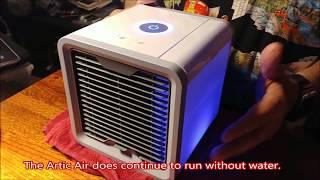 Arctic Air - Air Conditioner? Air Cooler? Air Filled Claims?