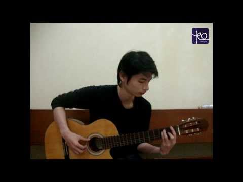Akustik Gitar - Belajar Lagu Fingerstyle (Happy Birth Day)