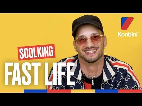 Youtube: Soolking – Mon morceau avec 13 Block, je le kiffe de ouf | Fast Life | Konbini