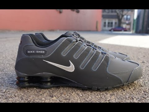 9183fc82d385 Nike Shox Shoes Review Unboxing - YouTube