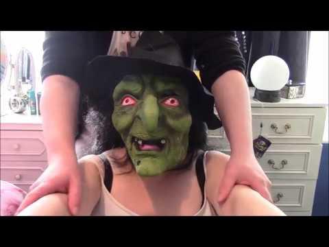 Halloween Spa - Witch / Werewolf / Zombie / A Mummy - Pamper Time (spooky fun tingles)