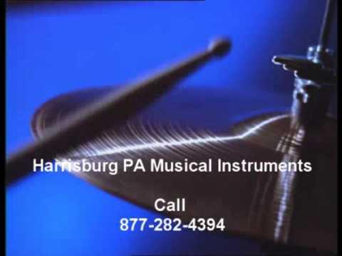 Harrisburg Music Instruments - Call 877-282-4394
