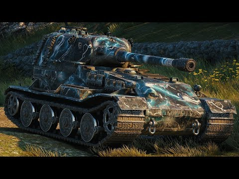 World of Tanks VK 72.01 (K) - 3 Kills 11,1K Damage thumbnail