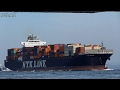 M/V NYK REMUS コンテナ船 Container ship 日本郵船 2016-DEC の動画、YouTube動画。