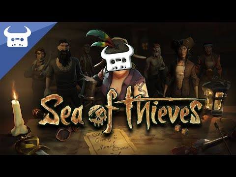 SEA OF THIEVES - A RAP SHANTY | Dan Bull