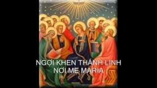 Hải Triều-Ngợi khen Thánh Linh