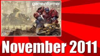 Gameinformer Overview - November Update 2011
