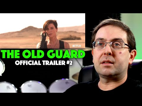 REACTION! The Old Guard Trailer #2 – Charlize Theron Netflix Movie 2020