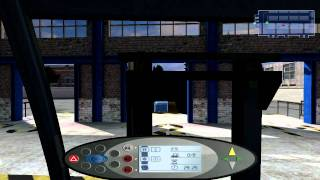 Forklift Truck Simulator 2009 [HD] gameplay