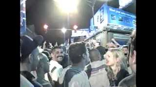 Chicago Cubs Win the National League Division Series 10-5-2003 PT 3