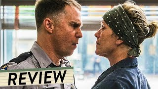 THREE BILLBOARDS OUTSIDE EBBING, MISSOURI | Review & Kritik | Golden Globe Gewinner 2018