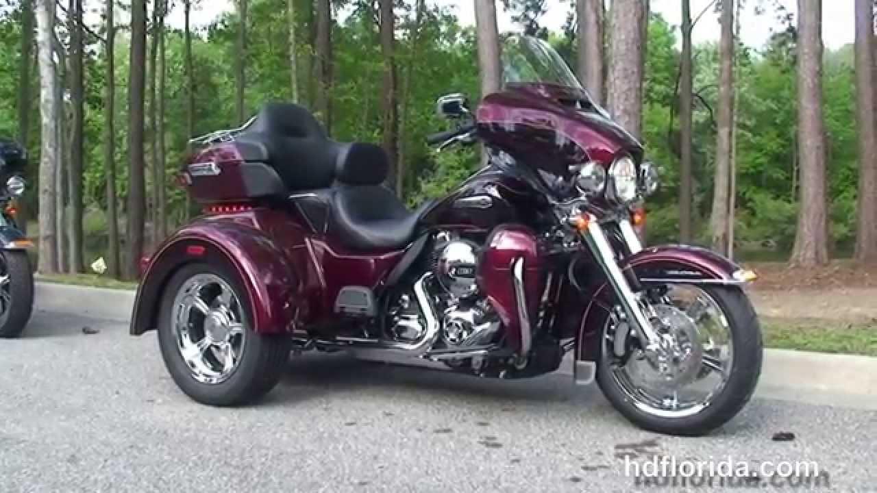 New 2014 Harley Davidson Tri Glide Trike for sale - New Models ...