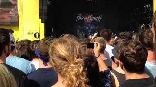 Papa Roach, Last Resort Live at Leeds Festival 22nd August 2014