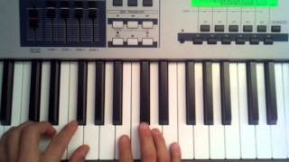 tutorial  himno de victoria danny berrios