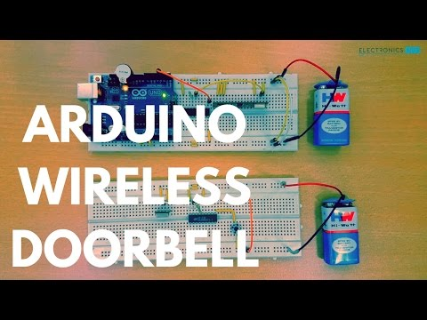 Arduino Wireless Doorbell