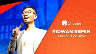 Download Ridwan Remin (Stand-up Comedy) - Bro Code Mp3