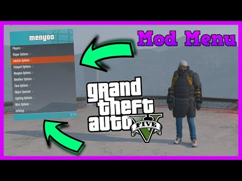 ( UPDATE) How To Install and Use GTA  PC Mod Menu + Download (Story Mode Only)