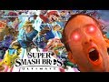 Grown Men Cry Over Smash Ultimate for 15 minutes (LOUD)