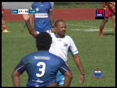 TV1 Samoa - Round 6 Super 9 2017 Highlights