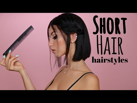 short-hair-hairstyles-to-try!