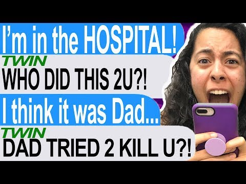 MY DAD TRIED TO KILL ME?!?  (Hooked/Tap | Reunited )