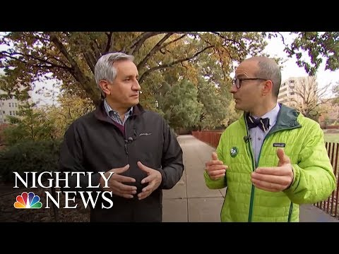 'Ecotherapy' Suggests The Park Over Pills | NBC Nightly News