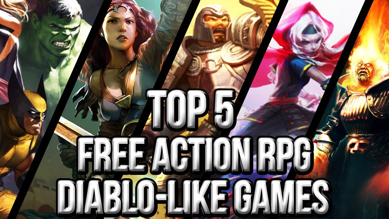 Top 5 free action rpg diablo like games 2013 youtube publicscrutiny Images