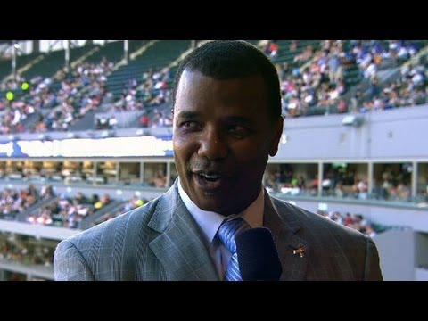 TEX@CWS: Williams on hosting the Civil Rights Game