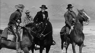 Yellow Sky (Western 1948)Gregory Peck, Anne Baxter & Richard Widmark