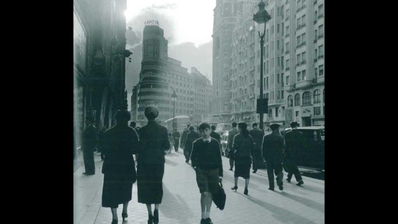 Madrid en blanco y negro los 50 y 60 youtube - Fotos en blanco ...