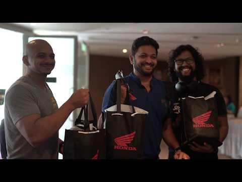 #MYHondaMotorcycle : Honda Asian Journey 2018 Documentary