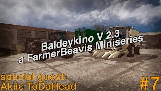 baldeykino v 2 3 ep 7 sunflower harvest w akiic todahead