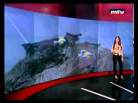 Mid-Day News 23/10/2012 - الطقس