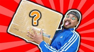 ASUS sent me a MYSTERY Box !!!!!!!!
