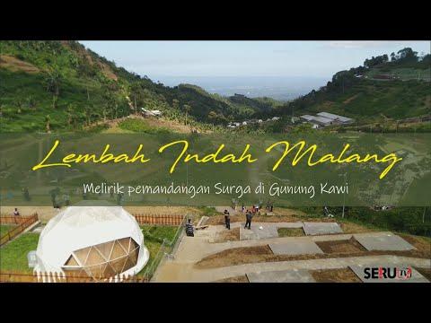 Lembah Indah Malang Surga Di Gunung Kawi Seru Co Id