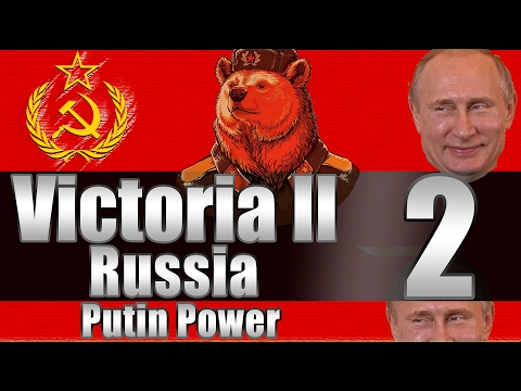 "Victoria 2 Russia ""Building the Soviet Republics!"" EP:2 [""New"" Patch]"