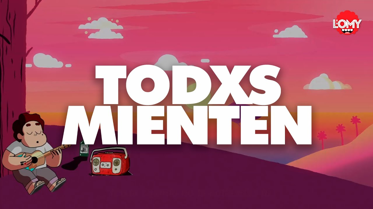 TODXS MIENTEN - L'oMy