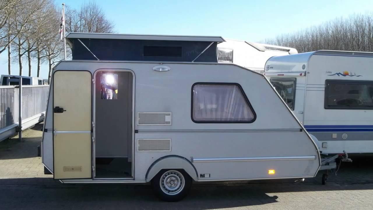 Caravan te koop kip kompakt 370 ek hefdak caravan verkocht youtube - Te koop ...