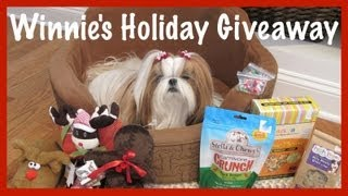 Winnie's Holiday Giveaway: December 2012 (CLOSED)