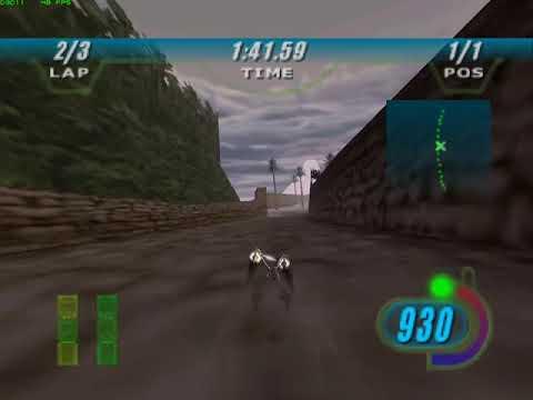 Star Wars Episode I Racer - Baroo Coast 4:00.619 |