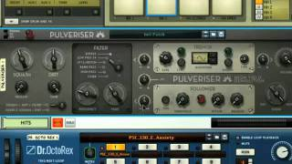 Reason 6 Tutorial - The Pulveriser Effects Unit Explained - With Reason-Coursescom